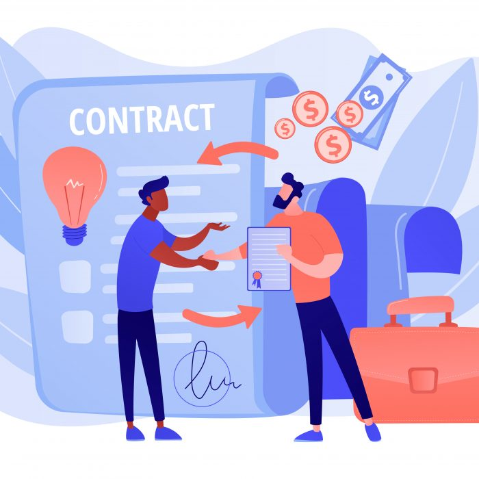 Visual contracts